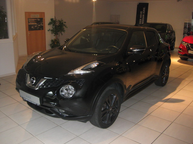 Juke 1.6 Xtronic N-Connecta